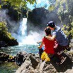 Tour a Huilo Huilo desde Villarrica